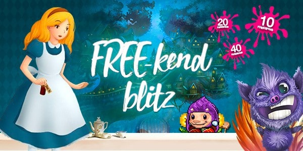 Rembrandt Casino gratis spins dit weekend